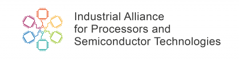 Industrial Alliance for Processors and Semiconductor Technologies logo final_Positive